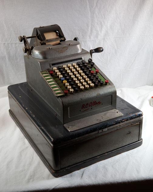 Royal 210dx cash register manual